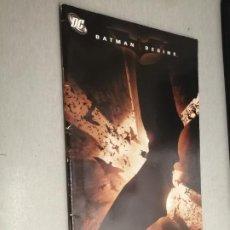 Cómics: BATMAN BEGINS, ADAPTACIÓN OFICIAL DE LA PELÍCULA / DC - PLANETA. Lote 277688828