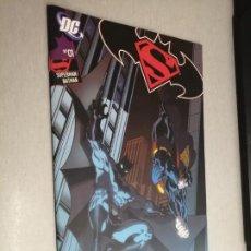 Cómics: SUPERMAN / BATMAN Nº 01 / JEPH LOEB - ED MCGUINNESS / DC - PLANETA. Lote 277689373