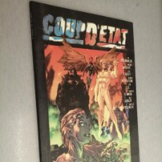 Cómics: COUP D'ETAT / ED BRUBAKER, JIM LEE, JOE CASEY,... / WORLD COMICS - PLANETA. Lote 277690073