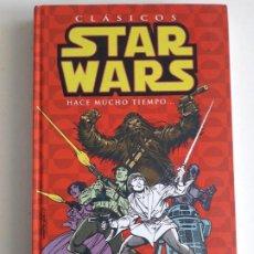 Cómics: CLASICOS STAR WARS MUY BUEN ESTADO. Lote 277705343