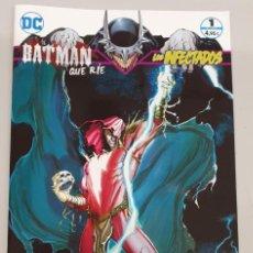 Cómics: EL BATMAN QUE RIE : LOS INFECTADOS Nº 1 - EL RET SHAZAM ! / DC - ECC. Lote 277713403