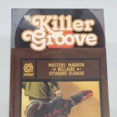Cómics: KILLER GROOVE - OLLIE MASTERS / EOIN MARRON/ / AFTERSHOCK / PLANETACOMIC. Lote 277756968
