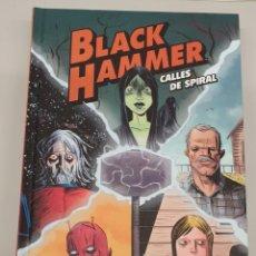Cómics: BLACK HAMMER : CALLS DE ESPIRAL / JEFF LEMIRE / ASTIBERRI. Lote 277821203