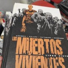 Fumetti: LOS MUERTOS VIVIENTES INTEGRAL Nº 7 - PLANETA - CARTONE. Lote 278232073