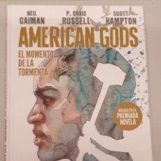 Cómics: AMERICAN GODS Nº 3 EL MOMENTO DE LA TORMENTA / NEIL GAIMAN - P. CRAIG RUSSELL / PLANETACOMIC. Lote 278234718