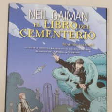 Cómics: EL LIBRO DEL CEMENTERIO SEGUNDO VOLUMEN / NEIL GAIMAN - P. CRAIG RUSSELL / ROCA EDITORIAL 2014. Lote 278264758