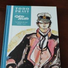 Cómics: TODO PRATT, CORTO MALTÉS. Lote 278328353