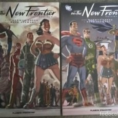 Comics: DC: THE NEW FRONTIER (2 TOMOS COMPLETA). Lote 278387263