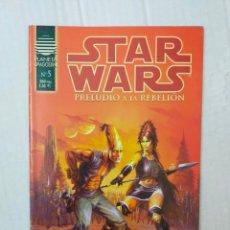 Cómics: STAR WARS: PRELUDIO A LA REBELIÓN Nº 5. Lote 278817303