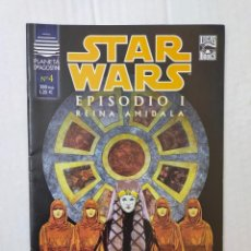 Cómics: STAR WARS EPISODIO I. REINA AMIDALA. Lote 278817428