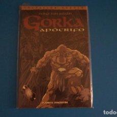 Cómics: COMIC DE GORKA APOCRIFO AÑO 1999 DE PLANETA DEAGOSTINI LOTE 15 A. Lote 278817698