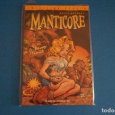 Cómics: COMIC DE MANTICORE AÑO 1999 DE PLANETA DEAGOSTINI LOTE 15 A. Lote 278818003