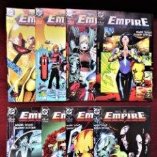 Cómics: EMPIRE COMPLETA 8 NÚMEROS MARK WAID Y BARRY KITSON PLANETA DE TIENDA. VER DESCRIPCIÓN Y FOTOS.. Lote 278842318