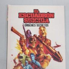 Cómics: EL ESCUADRON SUICIDA : ORIGENES SECRETOS / DC - ECC. Lote 278889828