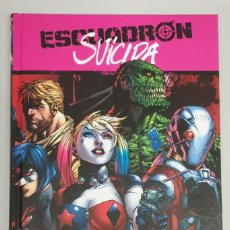 Cómics: EL ESCUADRON SUICIDA : LA CAMARA NEGRA / DC - ECC. Lote 278918643