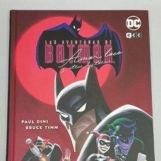 Cómics: LAS AVENTURAS DE BATMAN : AMOR LOCO Y OTRAS HISTORIAS / DC - ECC. Lote 278918768