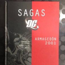 Cómics: COLECCIÓN SAGAS DC N.6 ARMAGEDÓN 2001 DC COMICS ( 2006/2007 ). Lote 279462363
