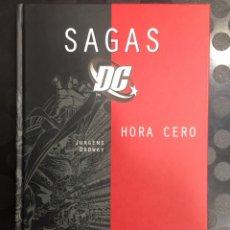 Cómics: COLECCIÓN SAGAS DC N.7 HORA CERO DC COMICS ( 2006/2007 ). Lote 279462643