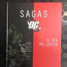 Cómics: COLECCIÓN SAGAS DC N.9 EL DÍA DEL JUICIO DC COMICS ( 2006/2007 ). Lote 279463638
