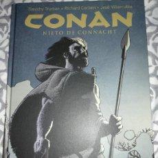 Cómics: CONAN NIETO DE CONNACHT TOMO PLANETA COMIC RICHARD CORBEN TIMOTHY TRUMAN. Lote 280111163