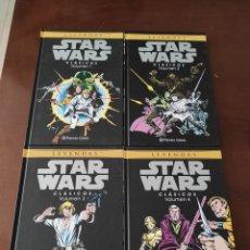 Cómics: LOTE DE 4 COMICS DE STAR WARS, PLANETA CÓMIC. Lote 283497263