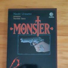 Comics : COMICS. PLANETA DEAGOSTINI. NAOKI URASAWA. MONSTER. LIBRO 11. Lote 287699693