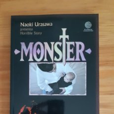 Comics : COMICS. PLANETA DEAGOSTINI. NAOKI URASAWA. MONSTER. LIBRO 27. Lote 287700283