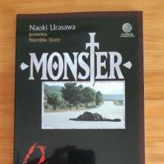 Comics : COMICS. PLANETA DEAGOSTINI. NAOKI URASAWA. MONSTER. LIBRO 26. Lote 287700373