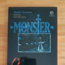 Comics : COMICS. PLANETA DEAGOSTINI. NAOKI URASAWA. MONSTER. LIBRO 13. Lote 287700528