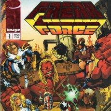 Cómics: FREAK FORCE Nº 1 - PLANETA - SUB03Q. Lote 287730218