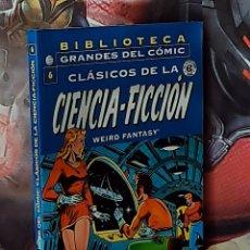 Cómics: EXCELENTE ESTADO CLASICOS DE LA CIENCIA FICCION 6 BIBLIOTECA GRANDES DEL COMICS PLANETA. Lote 288014228