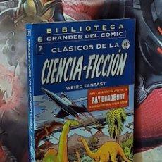 Cómics: EXCELENTE ESTADO CLASICOS DE LA CIENCIA FICCION 7 BIBLIOTECA GRANDES DEL COMICS PLANETA. Lote 288014513