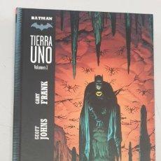Cómics: BATMAN TIERRA UNO VOL 3 / GEOFF JOHNS - GARY FRANK / DC - ECC. Lote 288065933