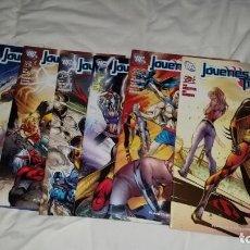 Cómics: JOVENES TITANES VOL.3 (OBRA COMPLETA 7 Nº) DC PRESENTA - PLANETA. Lote 288359328