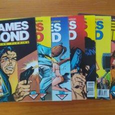 Cómics: JAMES BOND 007 - COMPLETA - NUMEROS 1 A 7 - PLANETA (HH). Lote 288360933