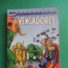 Cómics: BIBLIOTECA MARVEL LOS VENGADORES Nº 1 PLANETA. Lote 288370388