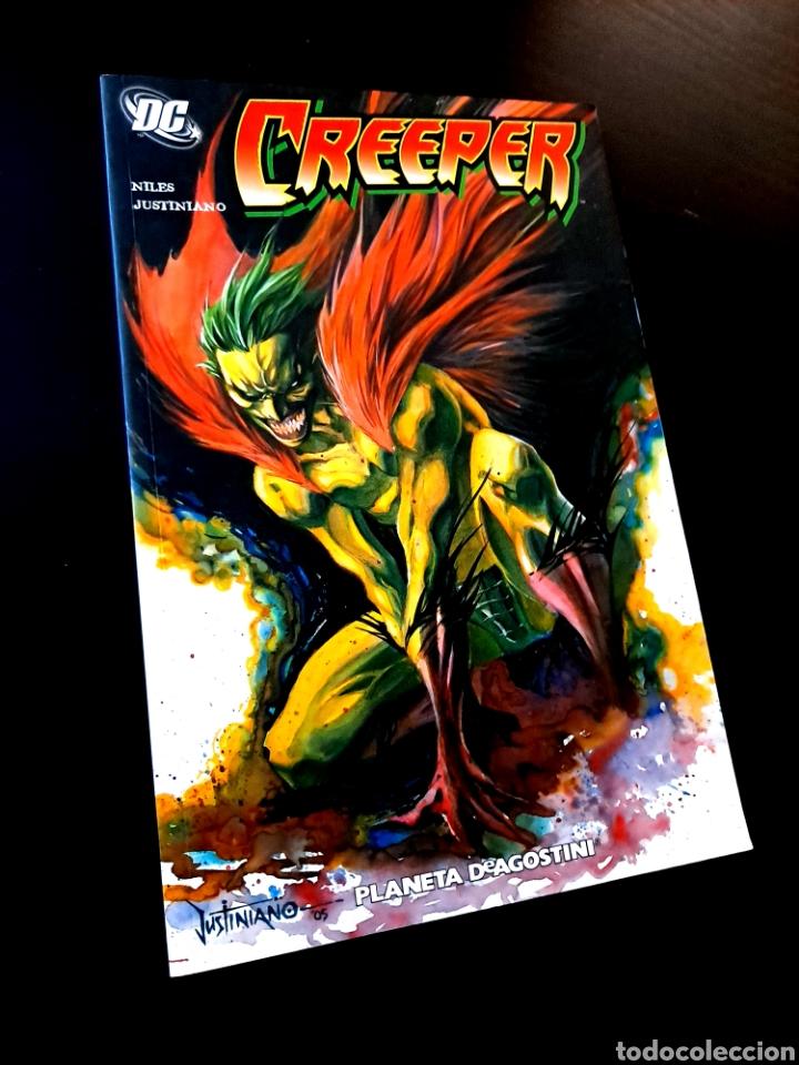 EXCELENTE ESTADO CREEPER COMICS PLANETA (Tebeos y Comics - Planeta)