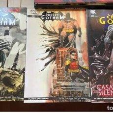 Cómics: CALLES DE GOTHAM. Lote 288474713