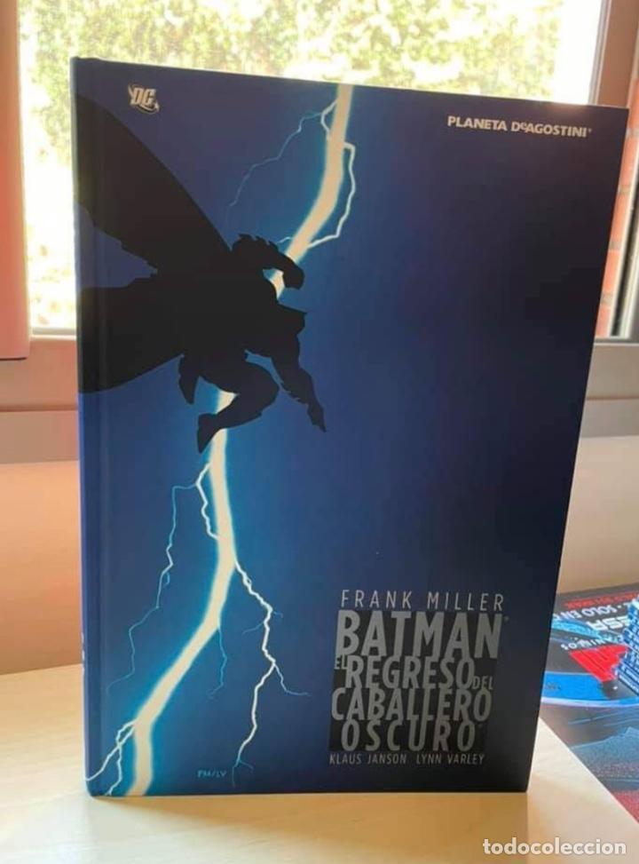 ABSOLUTE BATMAN EL REGRESO DEL CABALLERO OSCURO (Tebeos y Comics - Planeta)