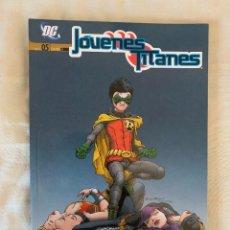 Cómics: JÓVENES TITANES Nº 5. Lote 288499628