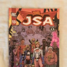 Cómics: JSA Nº 13. Lote 288500023