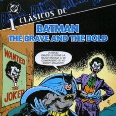 Cómics: BATMAN. THE BRAVE AND THE BOLD. OBRA COMPLETA. 5 TOMOS. 1650 PAGINAS. PLANETA. Lote 288509763