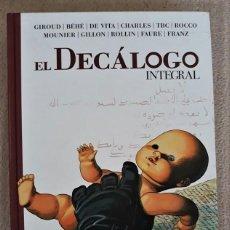Cómics: EL DECÁLOGO (INTEGRAL) - VVAA. - PLANETA DEAGOSTINI. Lote 288515663