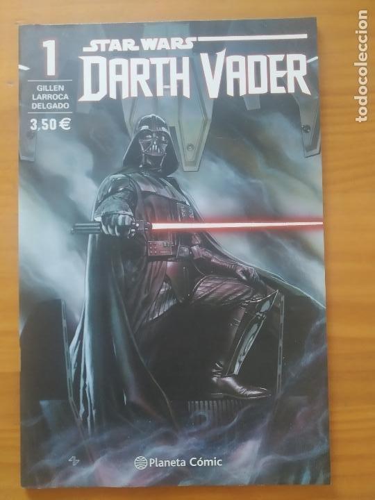 STAR WARS DARTH VADER Nº 1 - PLANETA COMIC (HG) (Tebeos y Comics - Planeta)