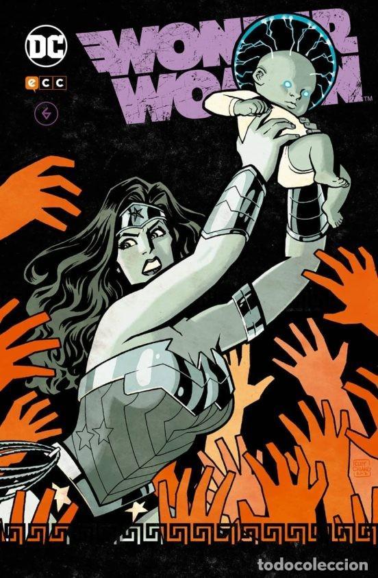 WONDER WOMAN VOL.06 (BRIAN AZZARELLO & CLIFF CHIANG). NUEVO (PRECINTADO) (Tebeos y Comics - Planeta)