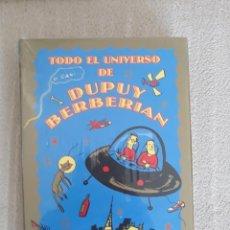 Cómics: TODO EL UNIVERSO DE DUPUY Y BERBERIAN - PLANETA DEAGOSTINI (PRECINTADO). Lote 288543083