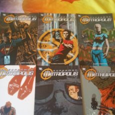 Cómics: SUPERMAN METROPOLIS. 6 TOMOS. COMICS D.C. Lote 288925203