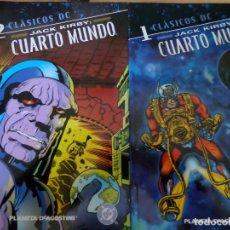 Cómics: CLASICOS DC CUARTO MUNDO DE JACK KIRBY. Lote 288928443