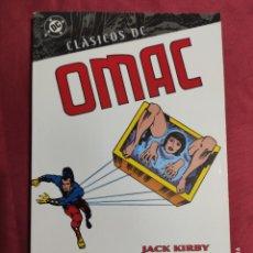 Fumetti: CLASICOS DC. OMAC. JACK KIRBY. PLANETA. Lote 288945103