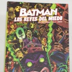Cómics: BATMAN : LOS REYES DEL MIEDO / SCOTT PETERSON - KELLEY JONES / DC - ECC. Lote 288965798